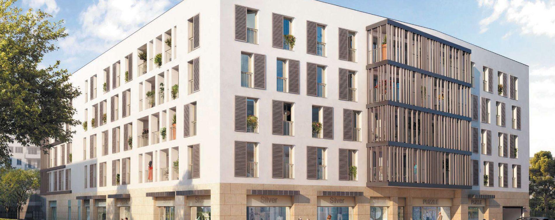 Résidence Arbor&Sens à Marseille