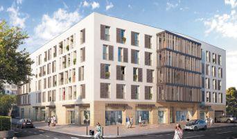 Photo n°1 du Résidence « Arbor&sens » programme immobilier neuf en Loi Pinel à Marseille