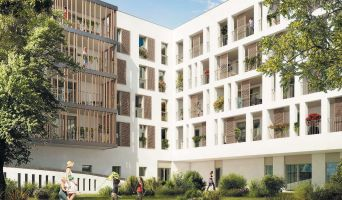 Photo n°2 du Résidence « Arbor&sens » programme immobilier neuf en Loi Pinel à Marseille
