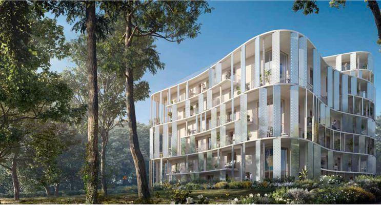 Résidence « Art'Chipel » programme immobilier neuf en Loi Pinel à Marseille n°2