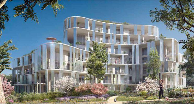 Résidence « Art'Chipel » programme immobilier neuf en Loi Pinel à Marseille n°4