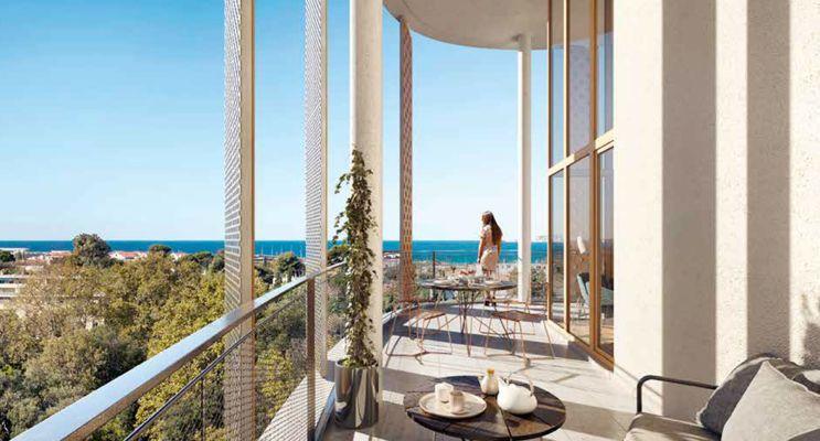Résidence « Art'Chipel » programme immobilier neuf en Loi Pinel à Marseille n°5