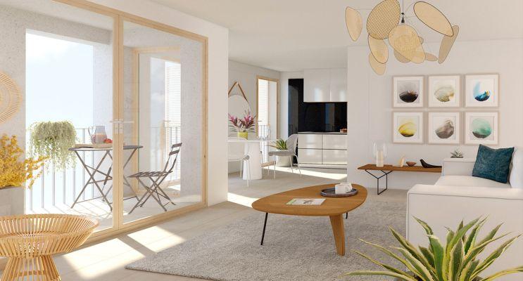 Photo n°1 du Résidence « Authenticity » programme immobilier neuf en Loi Pinel à Marseille
