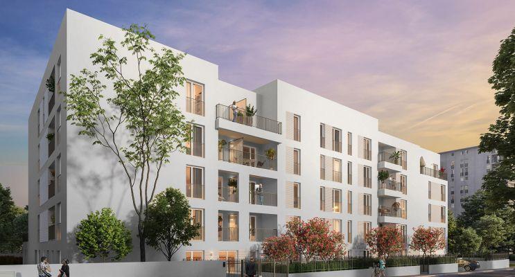 Photo du Résidence «  n°216389 » programme immobilier neuf en Loi Pinel à Marseille