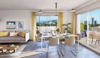 Résidence « Chateau Valmante - Admir' » programme immobilier neuf en Loi Pinel à Marseille n°3