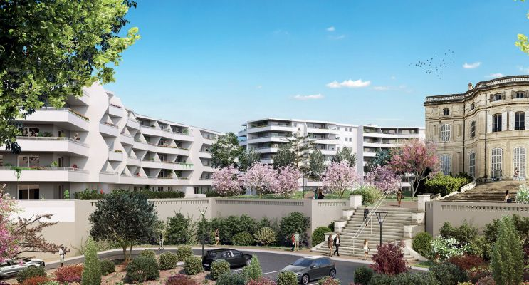 Résidence « Chateau Valmante - Admir' » programme immobilier neuf en Loi Pinel à Marseille n°1