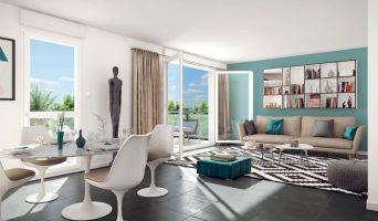 Photo n°2 du Résidence « Château Valmante - Sourir' » programme immobilier neuf en Loi Pinel à Marseille