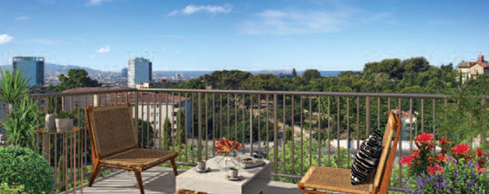 Résidence Colline d'Azur à Marseille