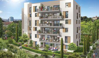 Marseille : programme immobilier neuf « Colline d'Azur » en Loi Pinel