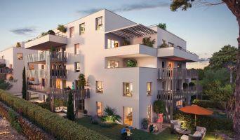 Marseille : programme immobilier neuf « Confiden'Ciel » en Loi Pinel