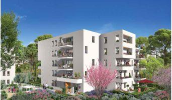 Photo du Résidence « Domaine des Pins » programme immobilier neuf en Loi Pinel à Marseille