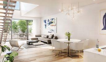 Marseille programme immobilier neuve « Eden Blue » en Loi Pinel  (2)
