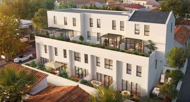Photo du Résidence « Eden Blue » programme immobilier neuf en Loi Pinel à Marseille