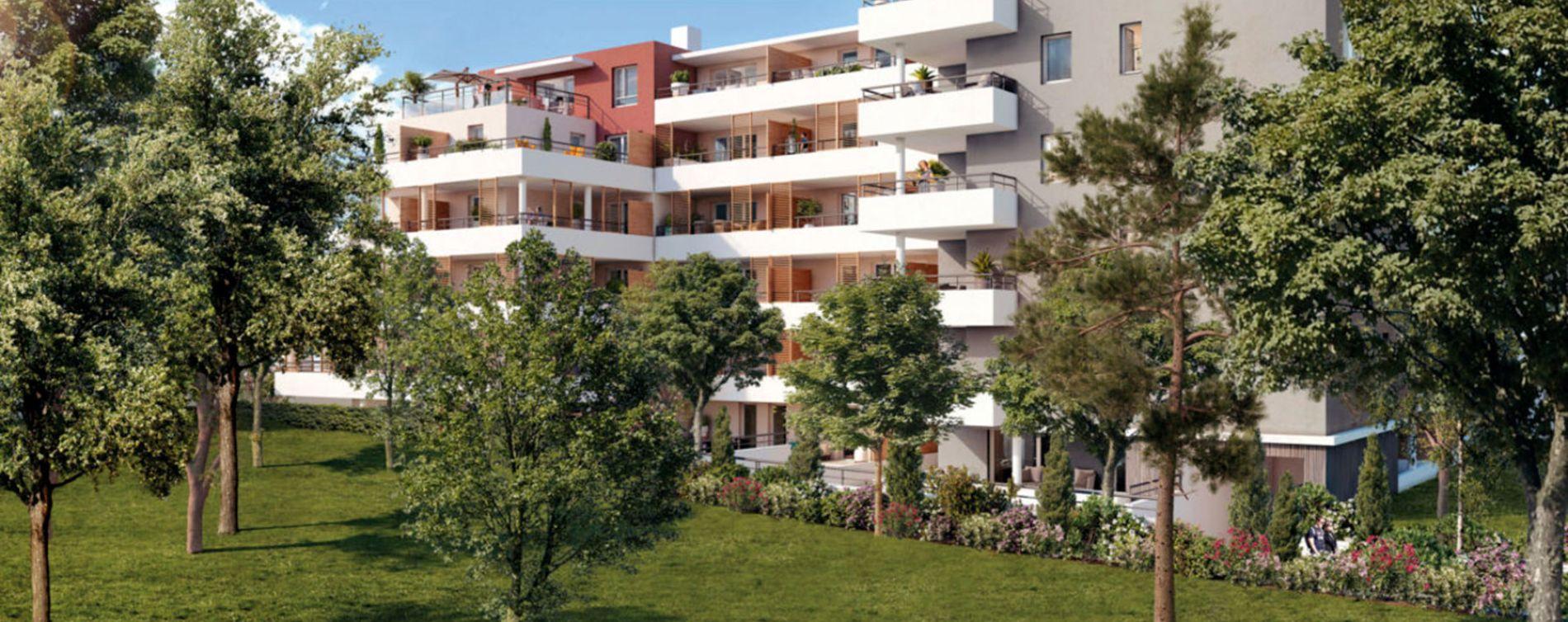 Résidence Eden Parc à Marseille