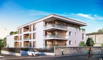 Photo du Résidence « Élégance - Château Gombert » programme immobilier neuf en Loi Pinel à Marseille