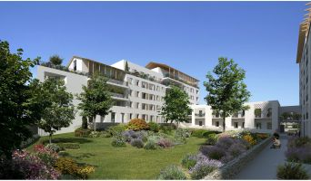 Marseille programme immobilier neuf « Envy