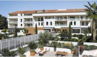 Photo du Résidence « Esprit Calanques » programme immobilier neuf en Loi Pinel à Marseille