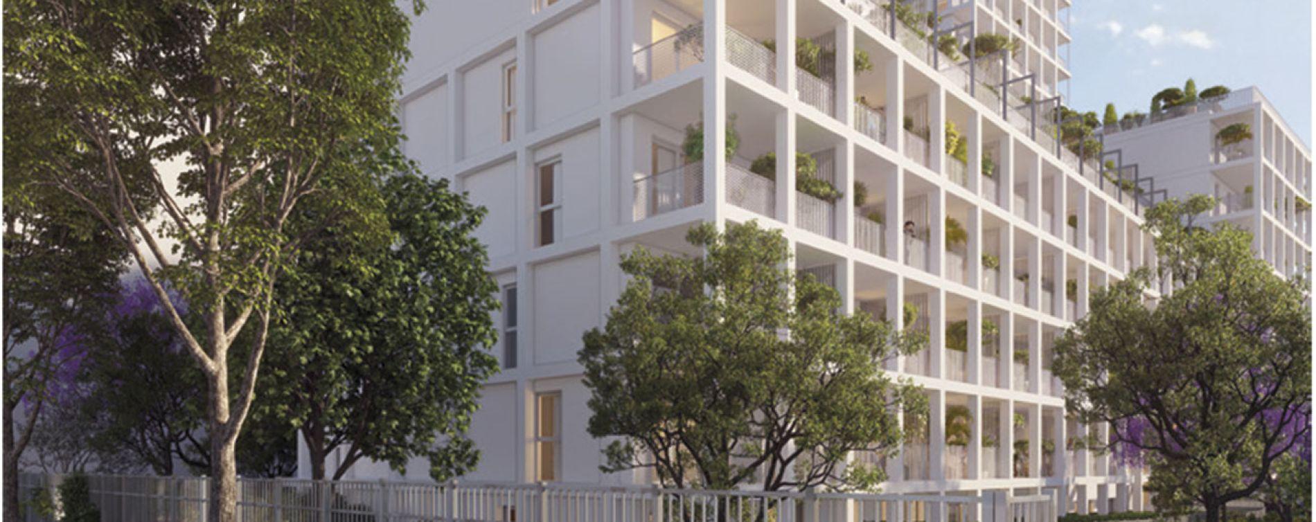 Marseille : programme immobilier neuve « Euroméditerranée - Les Fabriques » en Loi Pinel (2)