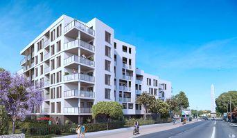 Photo du Résidence « Faubourg Mazargues » programme immobilier neuf en Loi Pinel à Marseille