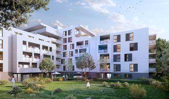 Résidence « Faubourg Mazargues » programme immobilier neuf en Loi Pinel à Marseille n°2