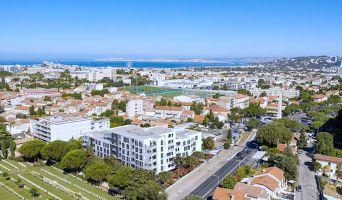 Résidence « Faubourg Mazargues » programme immobilier neuf en Loi Pinel à Marseille n°3