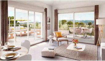 Résidence « Faubourg Mazargues » programme immobilier neuf en Loi Pinel à Marseille n°4