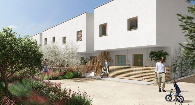 Photo du Résidence « Félicy » programme immobilier neuf en Loi Pinel à Marseille