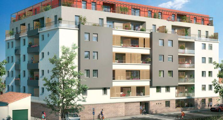 Photo du Résidence «  n°214767 » programme immobilier neuf en Loi Pinel à Marseille