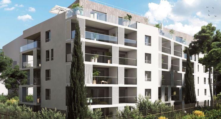 Photo du Résidence « In'JOY » programme immobilier neuf en Loi Pinel à Marseille