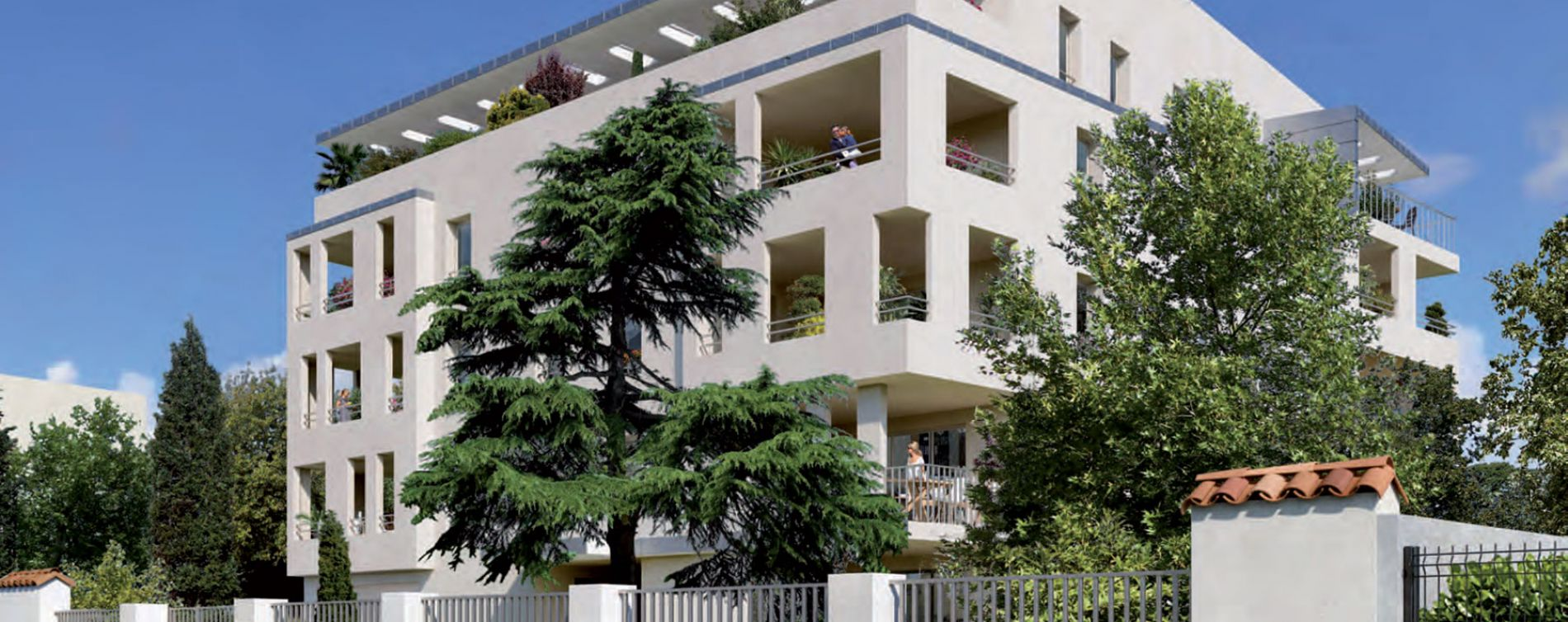 Résidence Isadora à Marseille