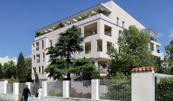 Photo n°1 du Résidence « Isadora » programme immobilier neuf en Loi Pinel à Marseille