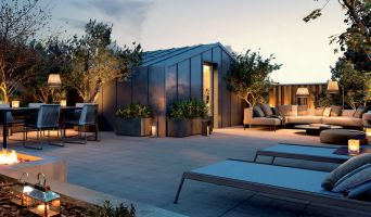Photo n°3 du Résidence « Isadora » programme immobilier neuf en Loi Pinel à Marseille