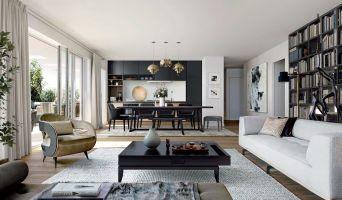 Photo n°4 du Résidence « Isadora » programme immobilier neuf en Loi Pinel à Marseille