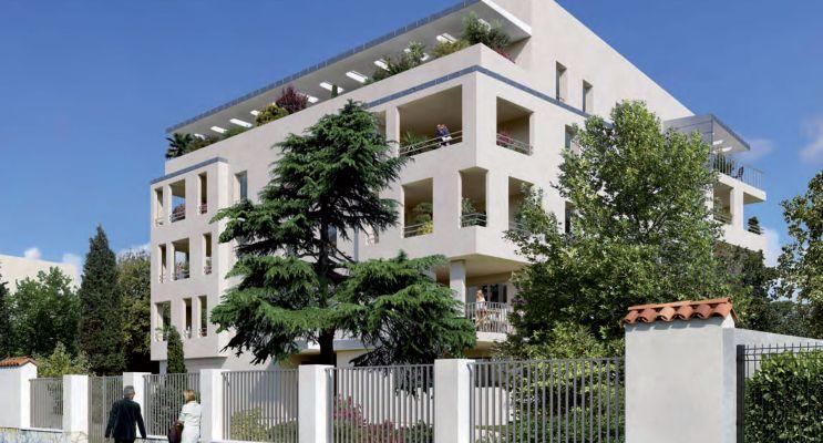 Photo du Résidence « Isadora » programme immobilier neuf en Loi Pinel à Marseille