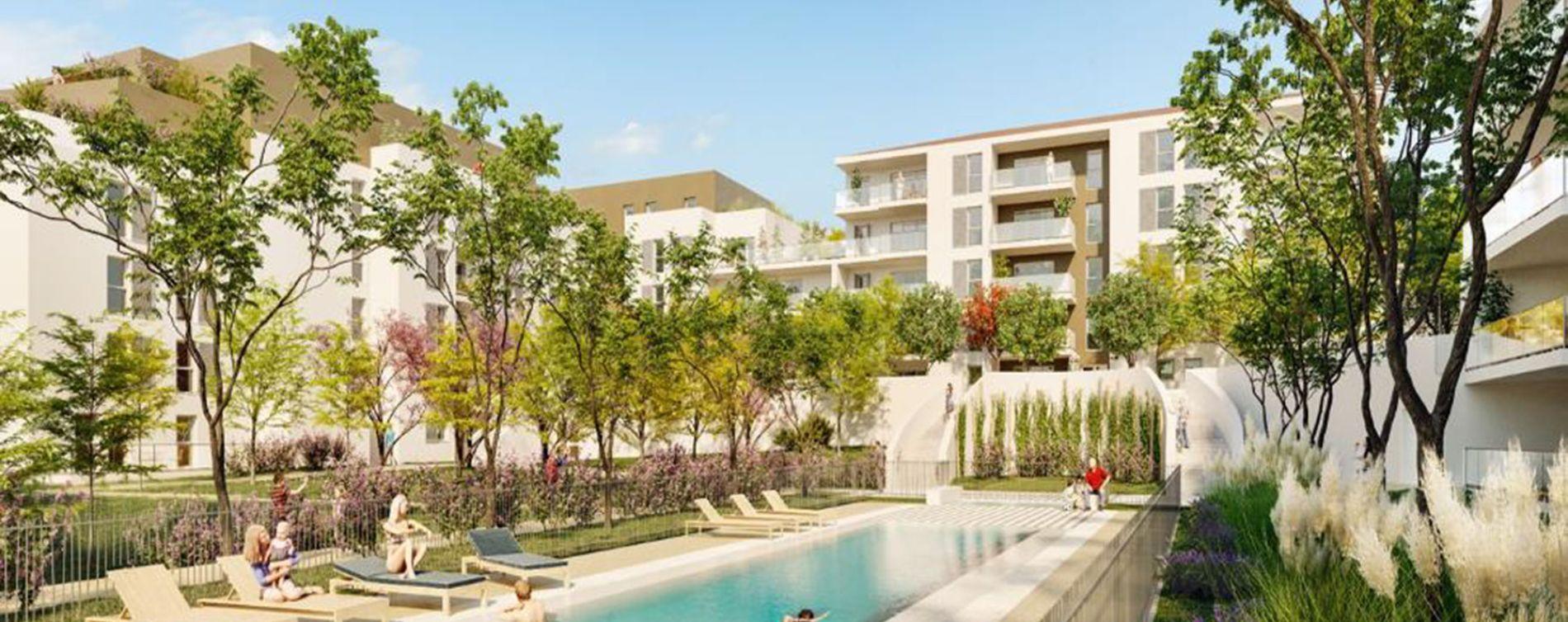 Résidence Jardin Augustin à Marseille