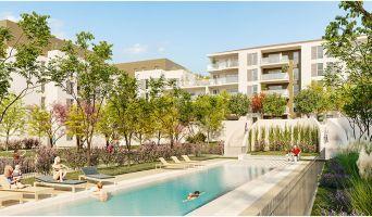Marseille : programme immobilier neuf « Jardin Augustin » en Loi Pinel