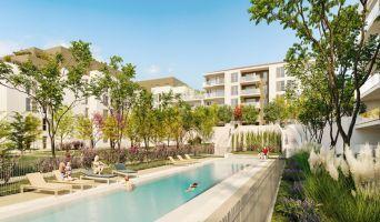 Photo du Résidence « Jardin Augustin » programme immobilier neuf en Loi Pinel à Marseille