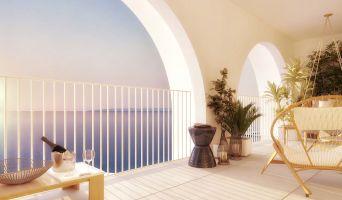 Photo du Résidence « La Porte Bleue » programme immobilier neuf en Loi Pinel à Marseille