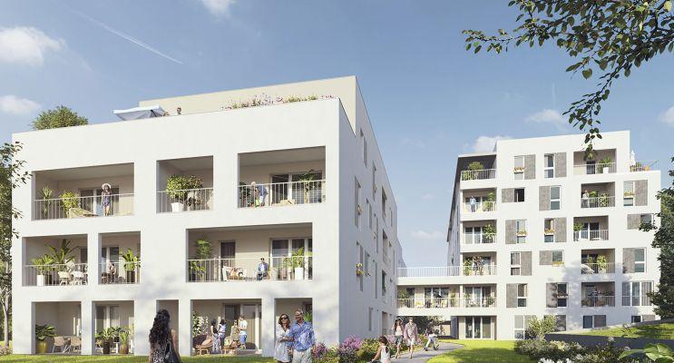 Résidence « La Scala » programme immobilier neuf en Loi Pinel à Marseille n°1