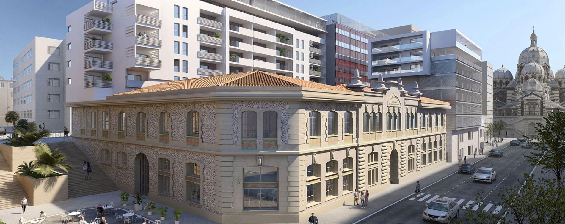 Résidence La Transat à Marseille