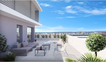 Photo du Résidence « La Transat » programme immobilier neuf en Loi Pinel à Marseille