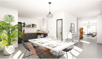 Photo n°3 du Résidence « Le 413 » programme immobilier neuf en Loi Pinel à Marseille