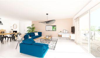 Photo n°4 du Résidence « Le 413 » programme immobilier neuf en Loi Pinel à Marseille