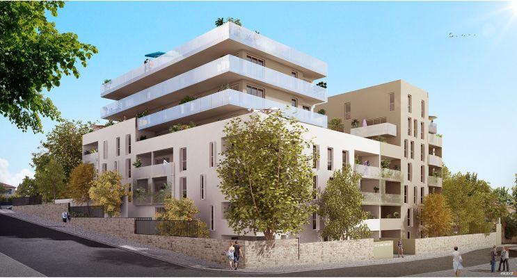 Résidence « Le 413 » programme immobilier neuf en Loi Pinel à Marseille n°2