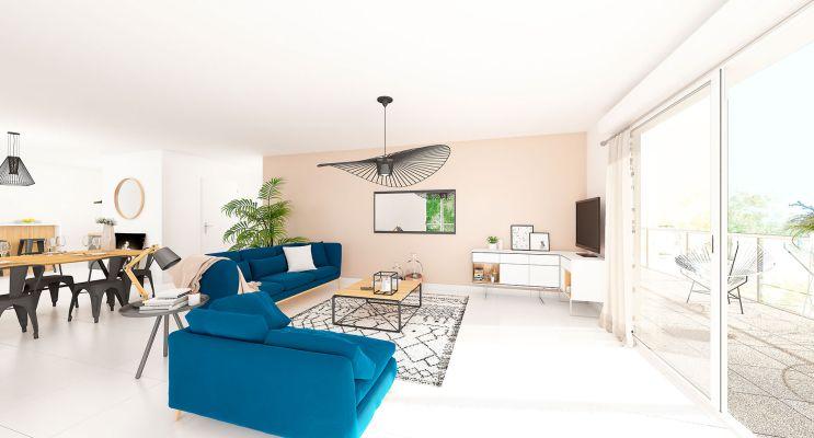 Résidence « Le 413 » programme immobilier neuf en Loi Pinel à Marseille n°4