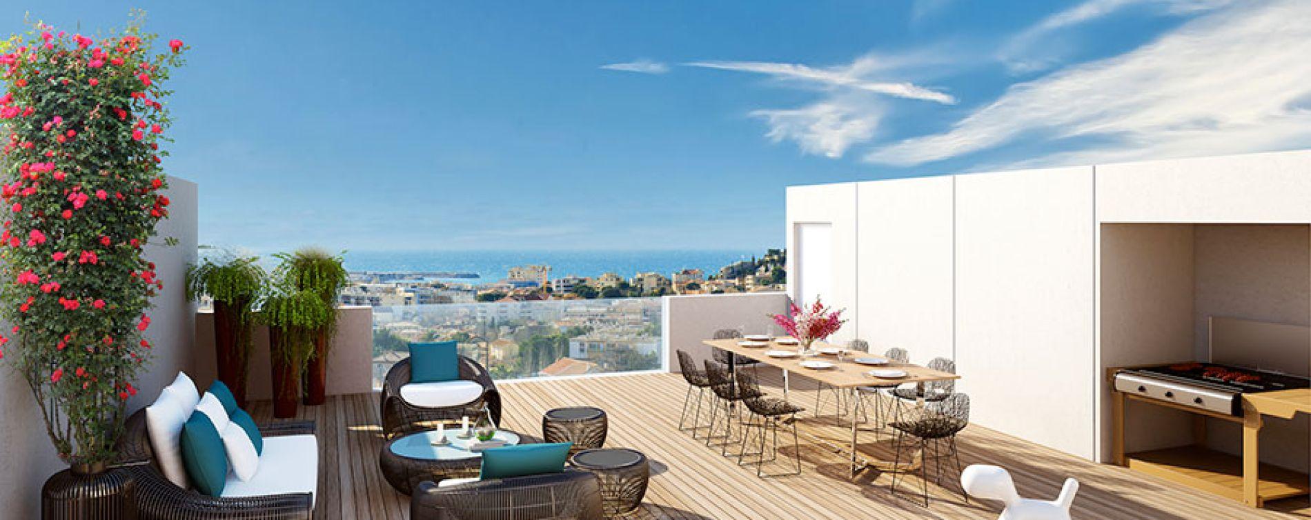 Résidence Le Bao à Marseille