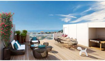 Photo n°1 du Résidence « Le Bao » programme immobilier neuf en Loi Pinel à Marseille