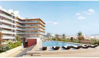 Photo n°3 du Résidence « Le Bao » programme immobilier neuf en Loi Pinel à Marseille