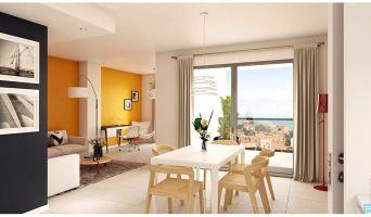 Photo n°5 du Résidence « Le Bao » programme immobilier neuf en Loi Pinel à Marseille