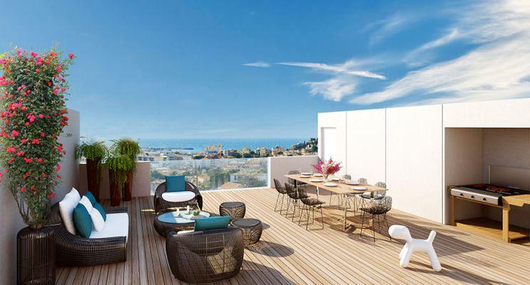 Photo du Résidence « Le Bao » programme immobilier neuf en Loi Pinel à Marseille
